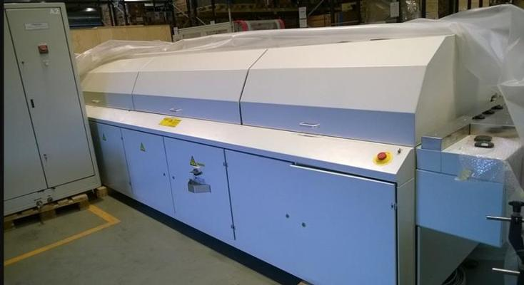 Rehm RDS 2600 Drying / Curing machi