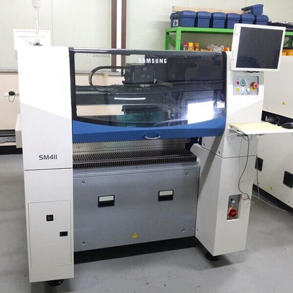 Samsung SM411 Pick and place machine