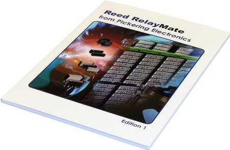 The Reed RelayMate is an in-depth new publication which looks in detail at Reed Relays. It describes how reed relays are constructed, what types they are, how they work.