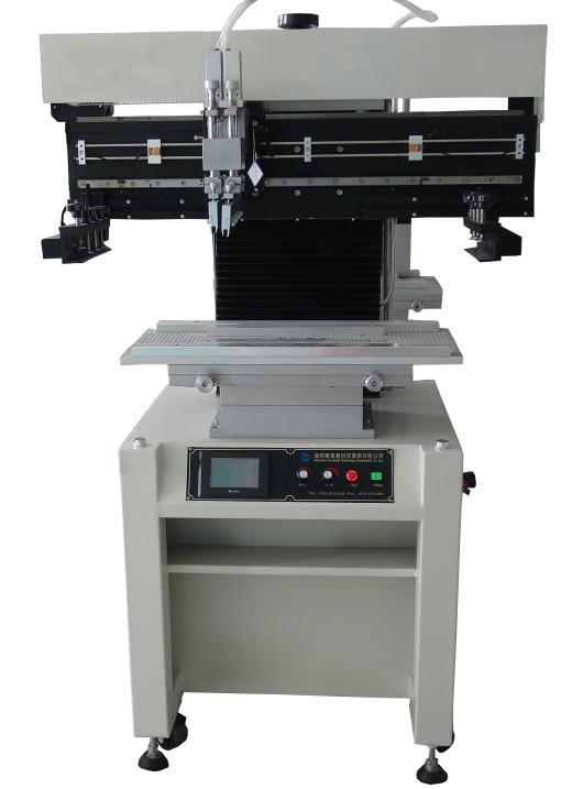 Semi-Auto Solder Printer for solder paste applier machine in SMT Production YS350/600/1200