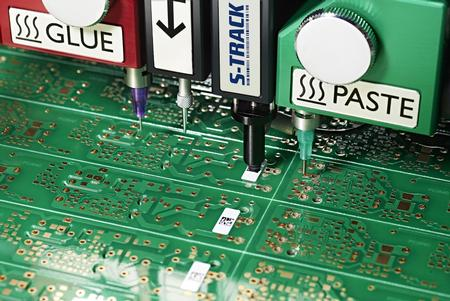 Speedprint S-Track barcode label placement and traceability package.