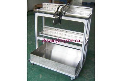 SAMSUNG SM FEEDER STORAGE CART USED IN PICK and PLACE MACHINE