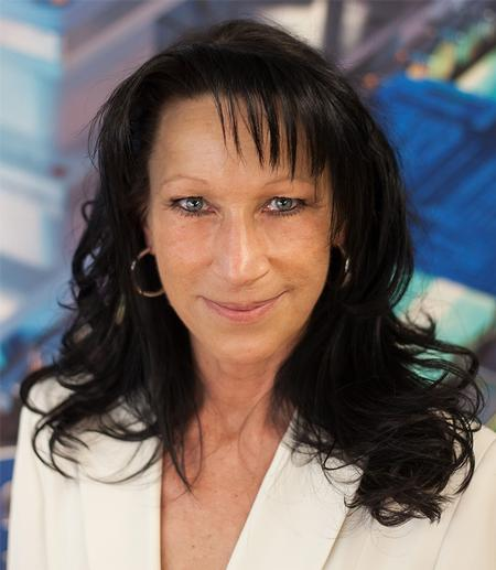 Heike Schlessmann, Marketing Manager.
