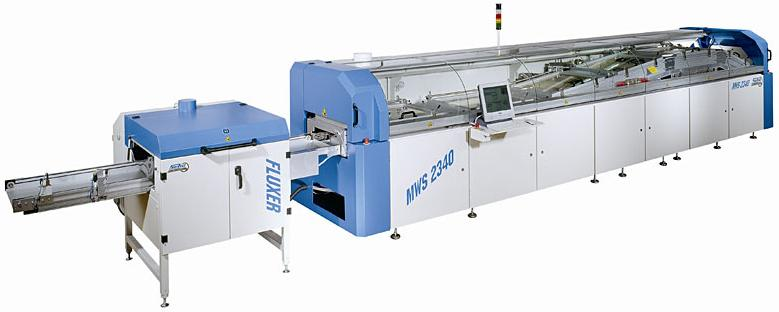 SEHO MWS 2300 - High-End Wave Soldering Machine