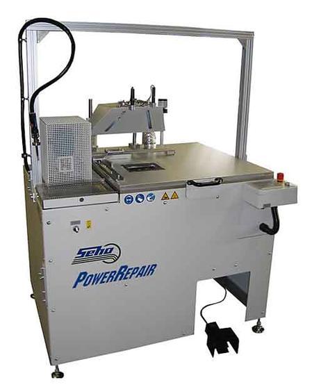 PowerRepair soldering system.