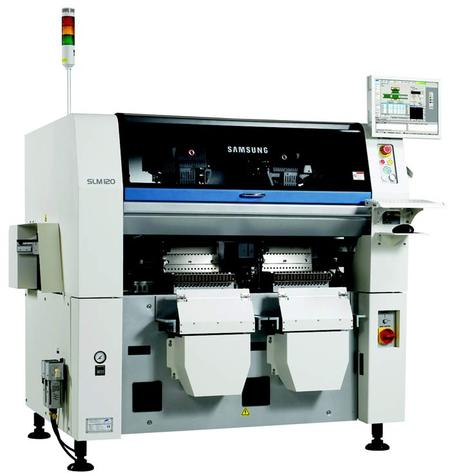 Samsung: High-Speed LED Chip Mounter (SLM120)