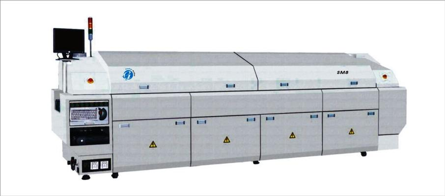 Global Active Lead Free Reflow Oven SM series