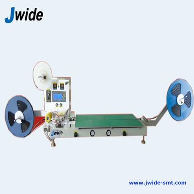 JW-8000 SMD reel and tape sealing packing machine