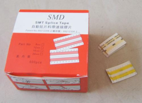 SMT 8 12 16 24MM double splice tape