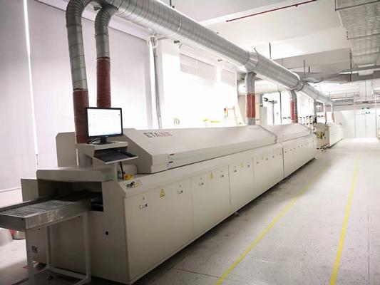 High Performance Customized Reflow Oven for Radiator