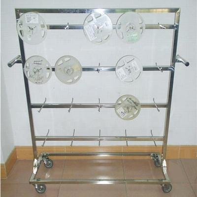 SMT hanging tray car Stainless steel hanging car Hanging tray