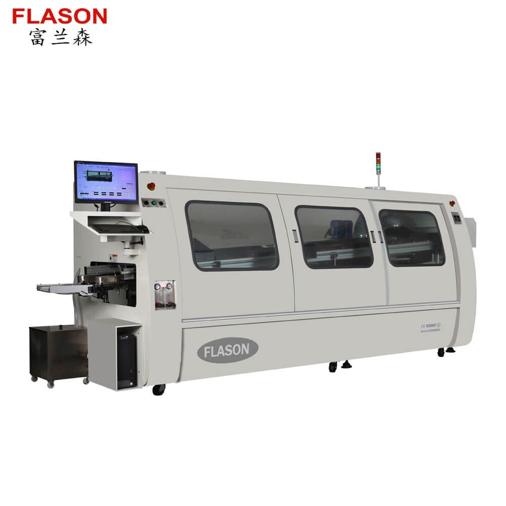 Flason Smt Wave Soldering Machine Manufacturer Printed Circuit Board Assembly High Precision Pcb Dip