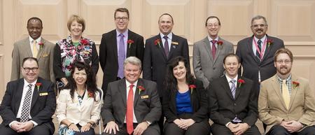SMTA Board of Directors for 2015-2016.
