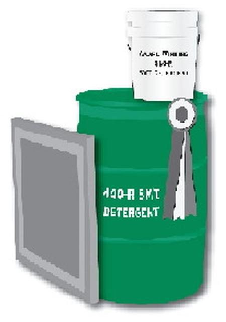 440-R SMT Detergent - EPA Verified for specific parameters of environmental safety, user safety and cleaning efficiency!