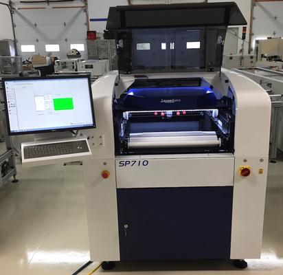 Speedprint 710avi with dispensers and Label marker