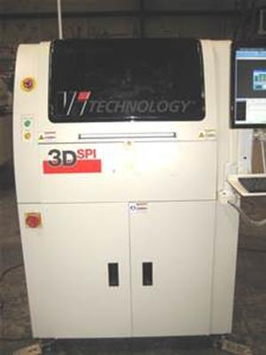Vi Technology 3D SPI SOLDER PASTE INSPECTION