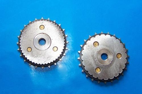Yamaha SPROCKET ASSY 8X4