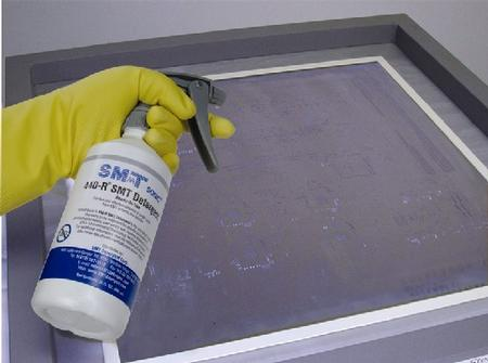 Manual Stencil Cleaning is Safe and Effective!