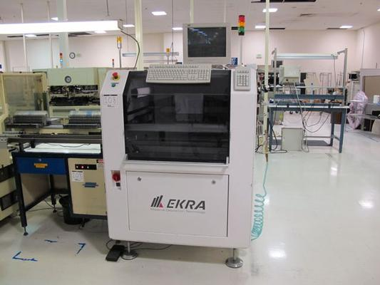 Ekra X5 Screen Printer