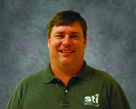 Mark McMeen STI's Vice President of Manufacturing and Engineering Services