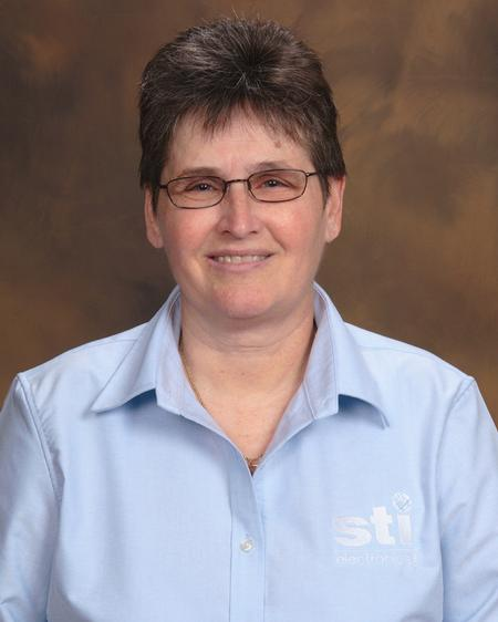 Patti Gander is a new addition to STI Training Services staff.