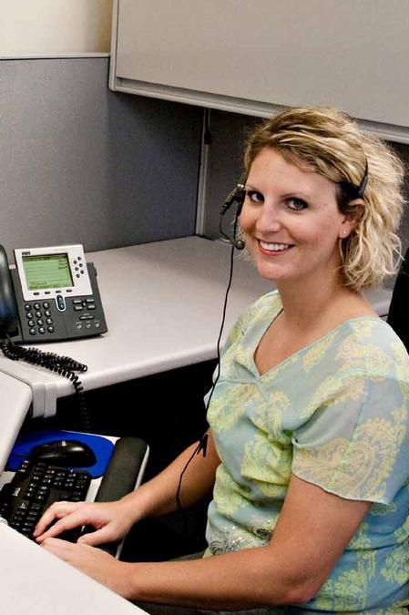 Kelli King, STI Electronics' new Inside Sales Manager
