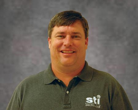 Mark McMeen, STI's Vice President of Manufacturing and Engineering Services