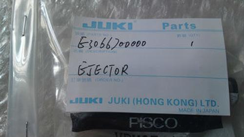 Juki spare parts ejector EJECTOR 50