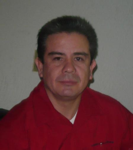 Arnoldo Gómez, Southwest Systems' newest sales associate in Central Mexico.