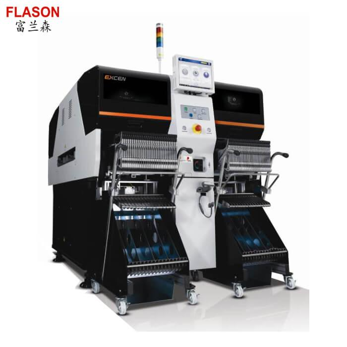 Flason SMT Samsung Pick and Place Machine EXCEN PRO China Supplier
