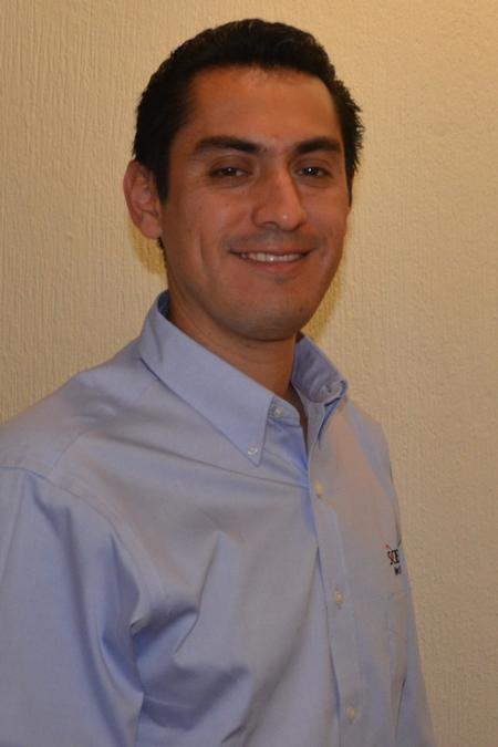 Mr. Fabian Ruvalcaba is Regional Sales Manager for X-ray in Mexico.