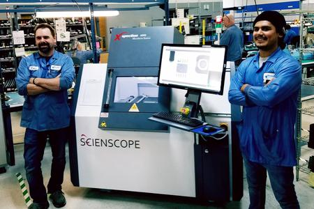 X-SPECTION 6000 systems .