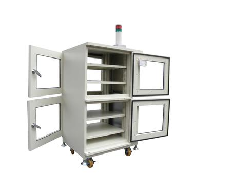 McDry DXU-401DP Pass Through Dry Cabinet
