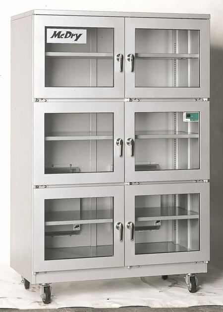 McDry cabinets.