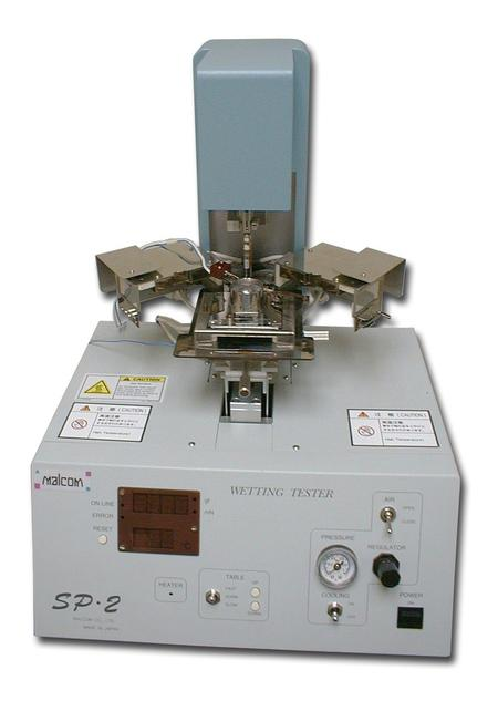 Malcom SP-2 Wetting Tester.