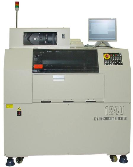 HIOKI's High-Speed 1240 Series X-Y IN-CIRCUIT HiTESTERs