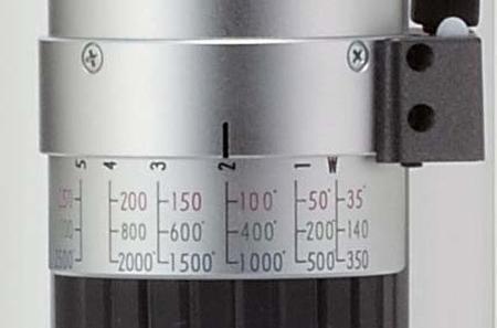 HIROX's MXG-2500REZ lens