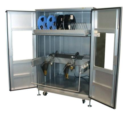 McDry Feeder Cabinet