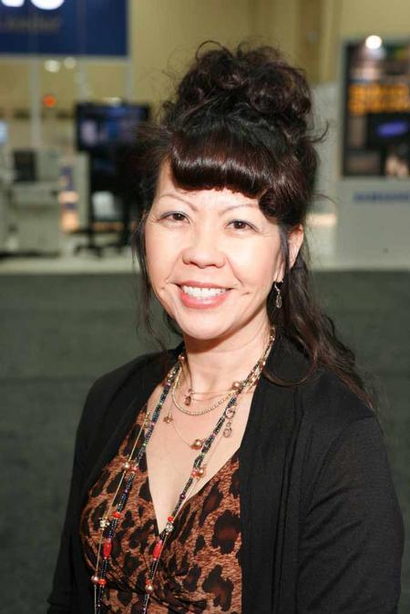 Michelle Ogihara, Seika's Senior Sales Manager