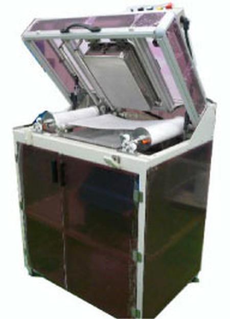 Sawa Eco-Roll SC-ER360 wiper roll cleaner.