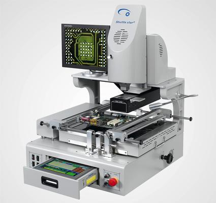 BGA Rework Station, Auto Pick & Place, High Resolution, Split Vision, Model SV560A