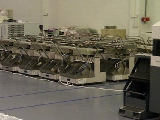 Siemens F and S  type feeder carts