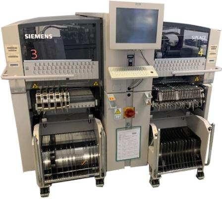 Siemens Siplace X3 for S-type feeder