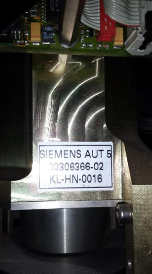 Siemens Siplace IC Head