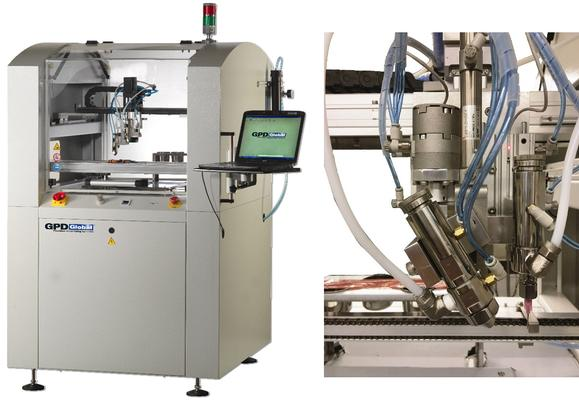 Selective Conformal Coating Systems - Tilt and Rotate