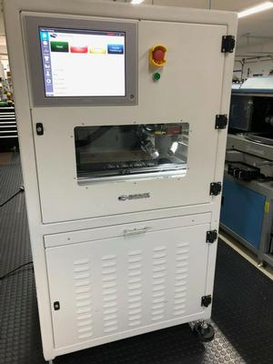 Simplimatic Automation 3341 Laser Bar code & Labeling & Marking Fully inline automated