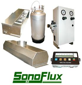 SonoFlux EZ Ultrasonic Spray Fluxer for Wave Soldering