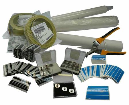 More than 500.000 spare parts, feeders and  accessories available ex stock!
