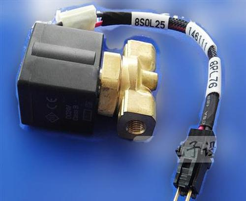 DEK Spray alcohol solenoid valve(1