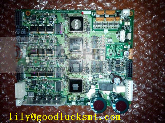 Hitachi track card for GXH-1 series